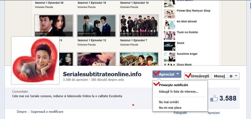 Seriale Subtitrate Online Facebook