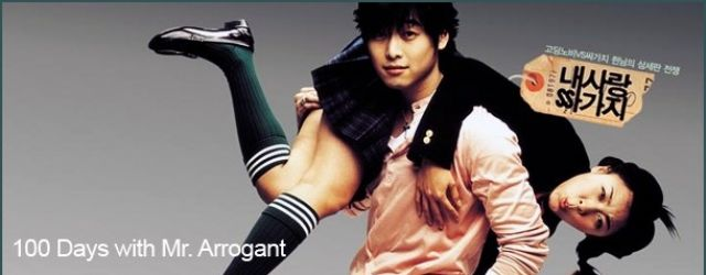 100 Days With Mr. Arrogant (2004) FILM