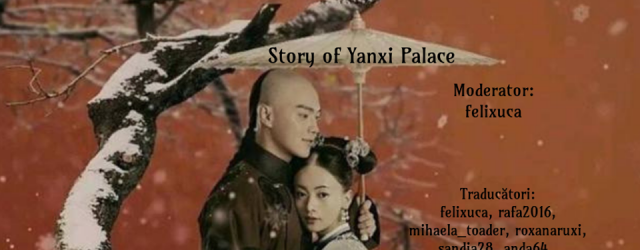 Story of Yanxi Palace(2018)