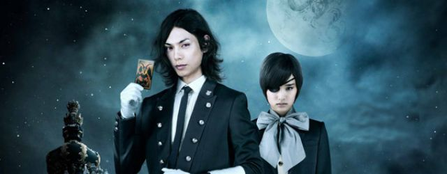 Black Butler (2014) FILM