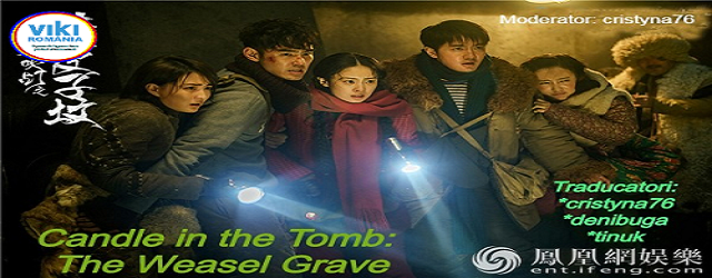 Candle in the Tomb The Weasel Grave (2017)