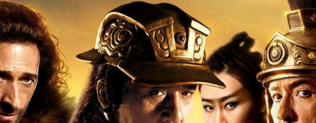 Dragon Blade (2015) FILM