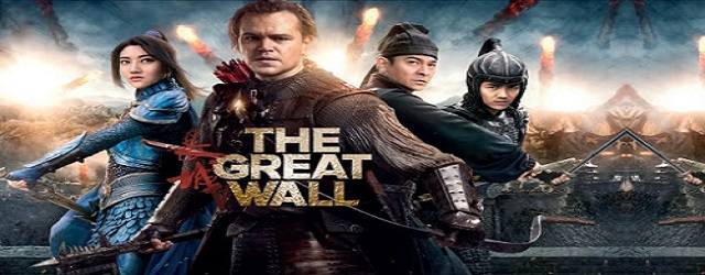 The great wall(2016)FILM