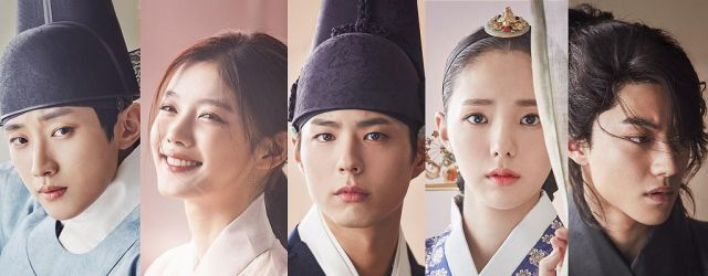 Moonlight Drawn by Clouds(2016)