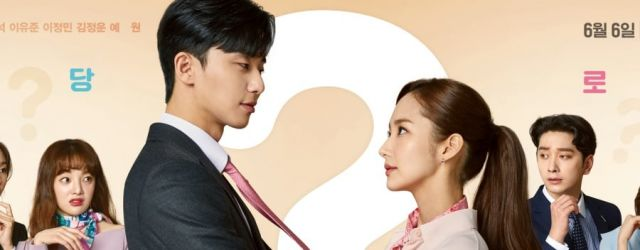 What's Wrong with Secretary Kim(2018)