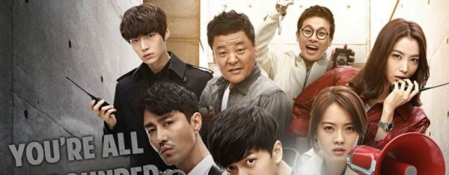 You\'re All Surrounded
